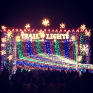 The Trail of Lights